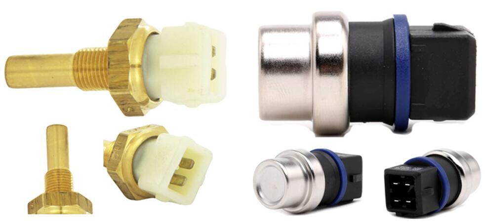 Defferent Types of Audi Water Temperature Sensors