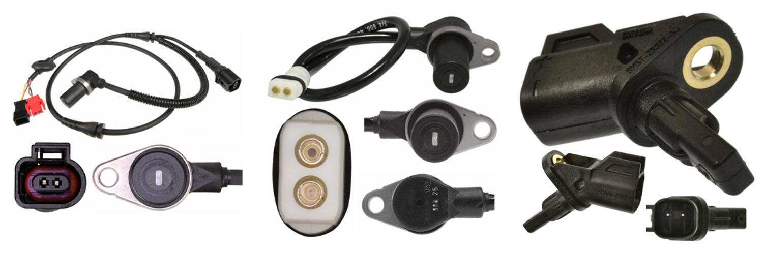 Genuine Performance ABS Wheel Speed Sensors