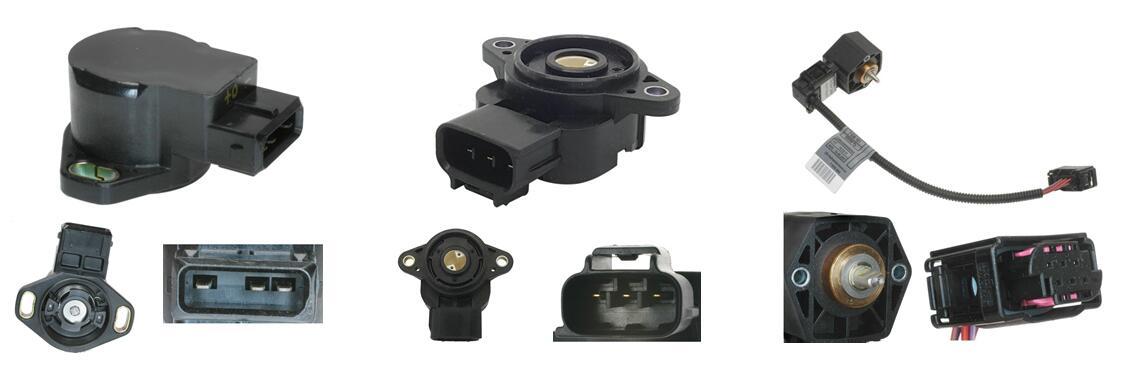 Delcoribo Fine Throttle Position Sensors