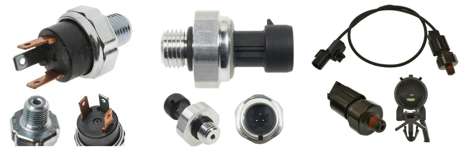 Delcoribo Fine Oil Pressure Sensors