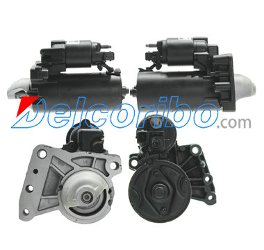STM1206 BMW Starter Motors 115562